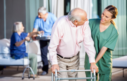 Elder Abuse & Neglect in Nursing Homes. Image Source: Nursing Home Abuse Guide, What to Look for With Nursing Home Accessibility, http://bit.ly/2HEkBow